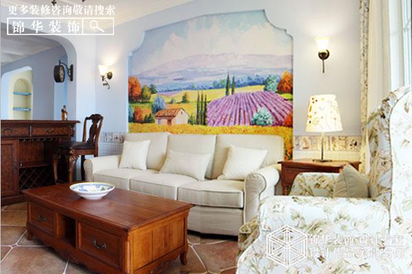 地中海  橡树湾   三室一厅   145平米