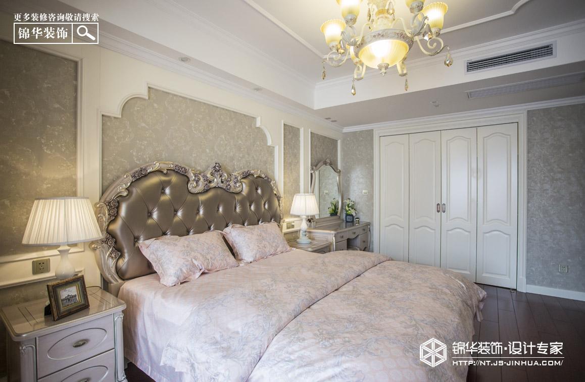 星光耀110平简欧风格实景图装修-三室两厅-简欧
