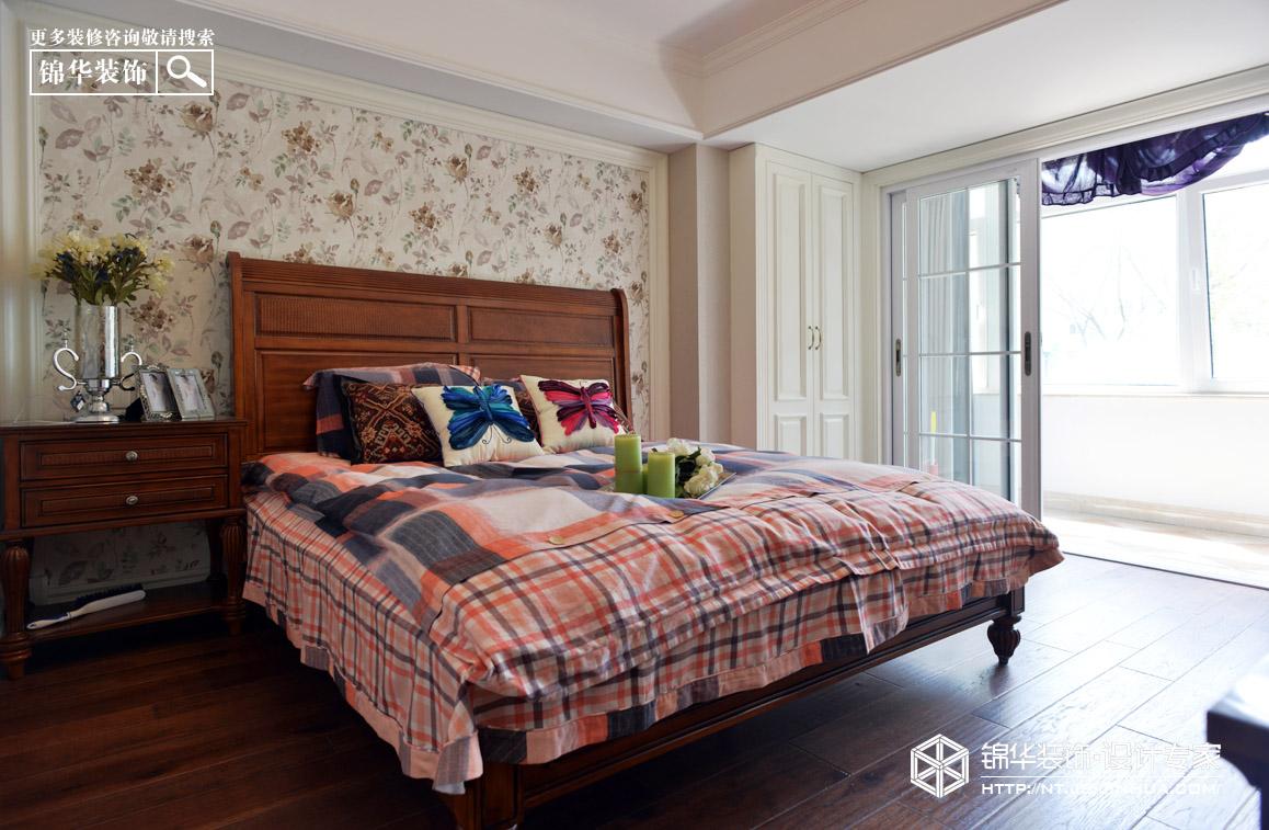 金飞达名郡550平美式风格别墅实景图装修-别墅-美式田园