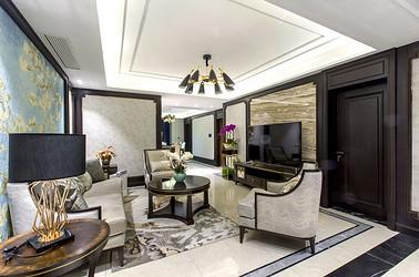 美式风格 花半里 两室两厅 160平米