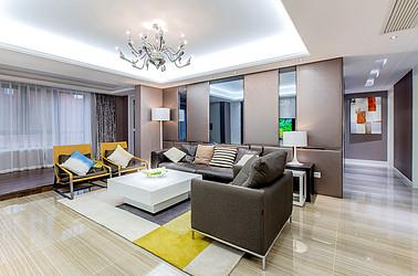 现代简约 星光耀 两室两厅 160平米