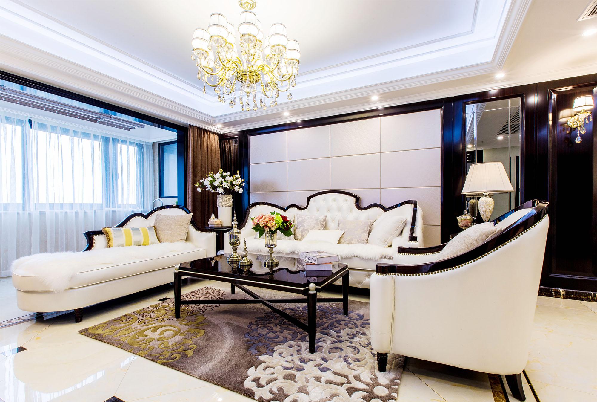 新古典  中港城  三室两厅  142平米