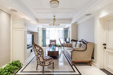 美式风格 翠湖湾 四室两厅 170平米