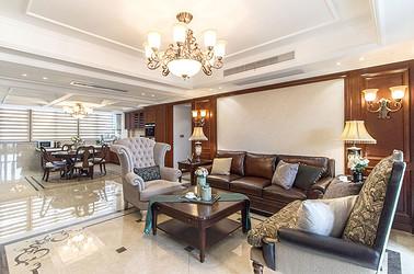 新古典  翠湖湾  四室两厅  190平米