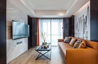 现代简约 德民旺角 两室一厅 95平米