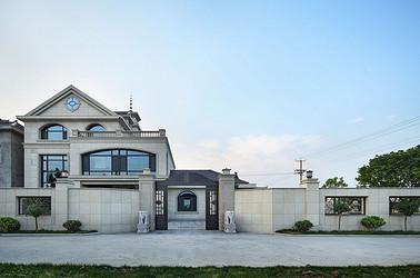 新中式 如皋·自建别墅 别墅 550平米
