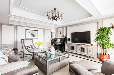 美式风格 福瑞嘉苑 两室两厅 168平米