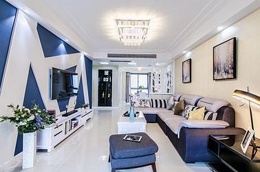 现代简约  万达华府   两室两厅  108平米