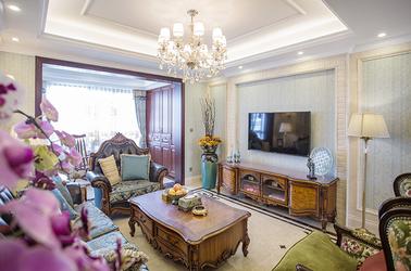 欧式风格 星光耀 三室两厅 138平米