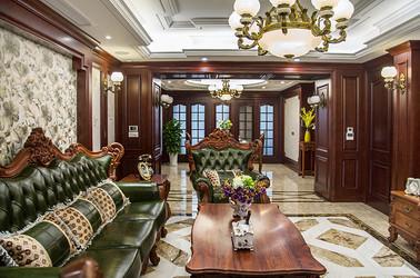 美式田园  金水湾  四室两厅  199平米