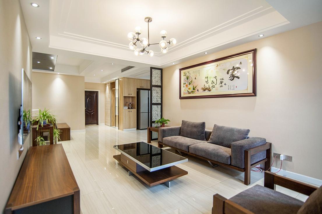 现代简约 海安东大街 三室两厅 135平米
