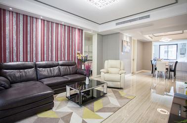 现代简约 丽景美域 两室两厅 140平米
