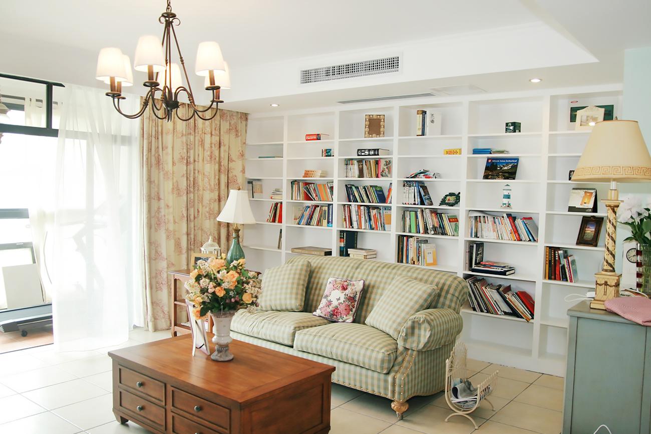 现代简约 红山花园 两室两厅 100平米