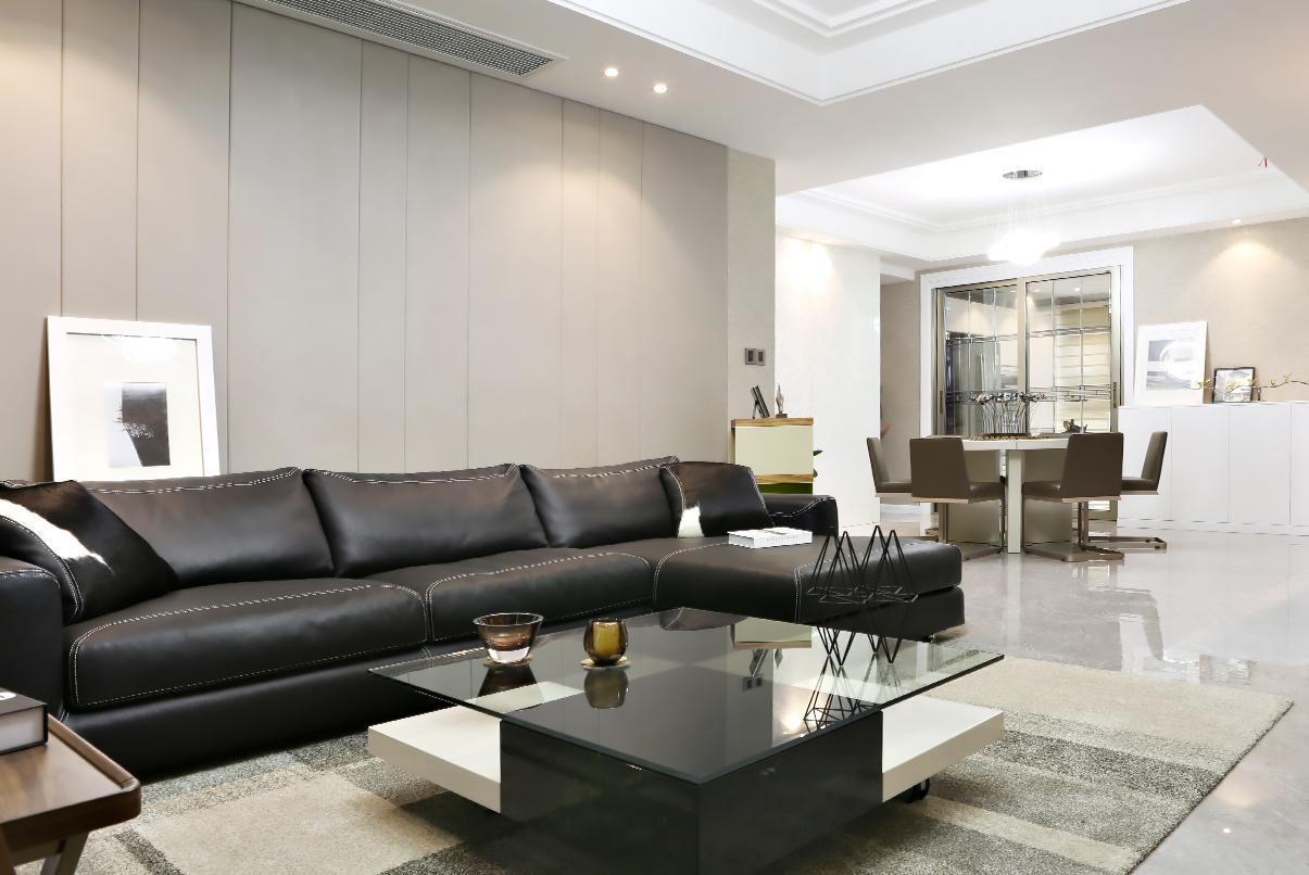 现代简约 华强城 三室两厅 150平米