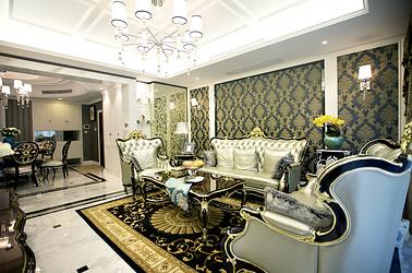 新古典  华强城  三室两厅  138平米