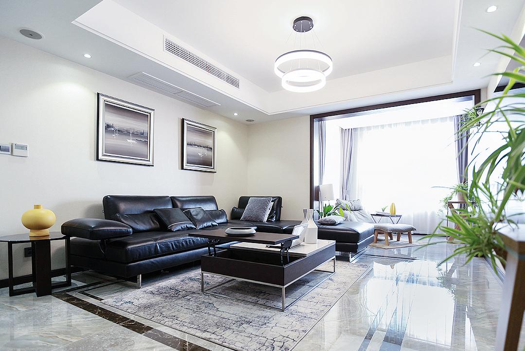 现代简约 骏和棕榈湾 三室两厅 137平