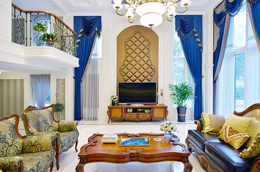 新古典  怡安花园  别墅  400平米