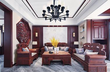 新中式 凤凰城 别墅 350平米