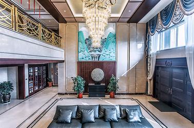 混搭  海门 现代混搭 四室两厅 130平米