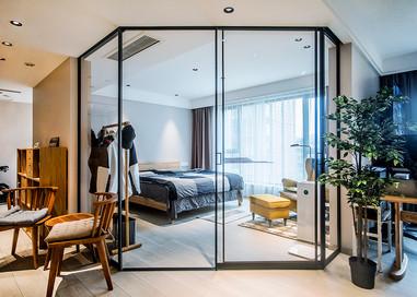 现代简约 苏建名都城 两室一厅 85平米