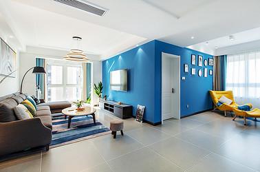 混搭  江山鼎  两室两厅  98平米