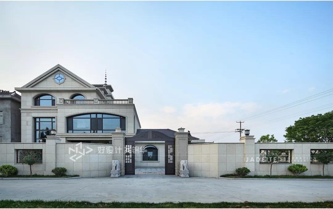 家与生活06期 ▎《堂杰支招》特别版——如皋自建别墅550平新中式实景案例