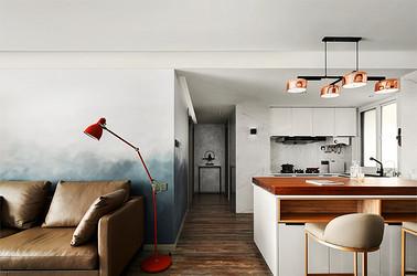 现代简约   星光域   两室两厅  96平米