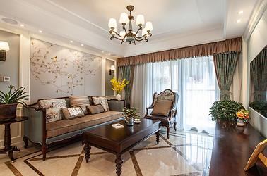 新古典  绿城玉兰公寓  三室两厅 130平米