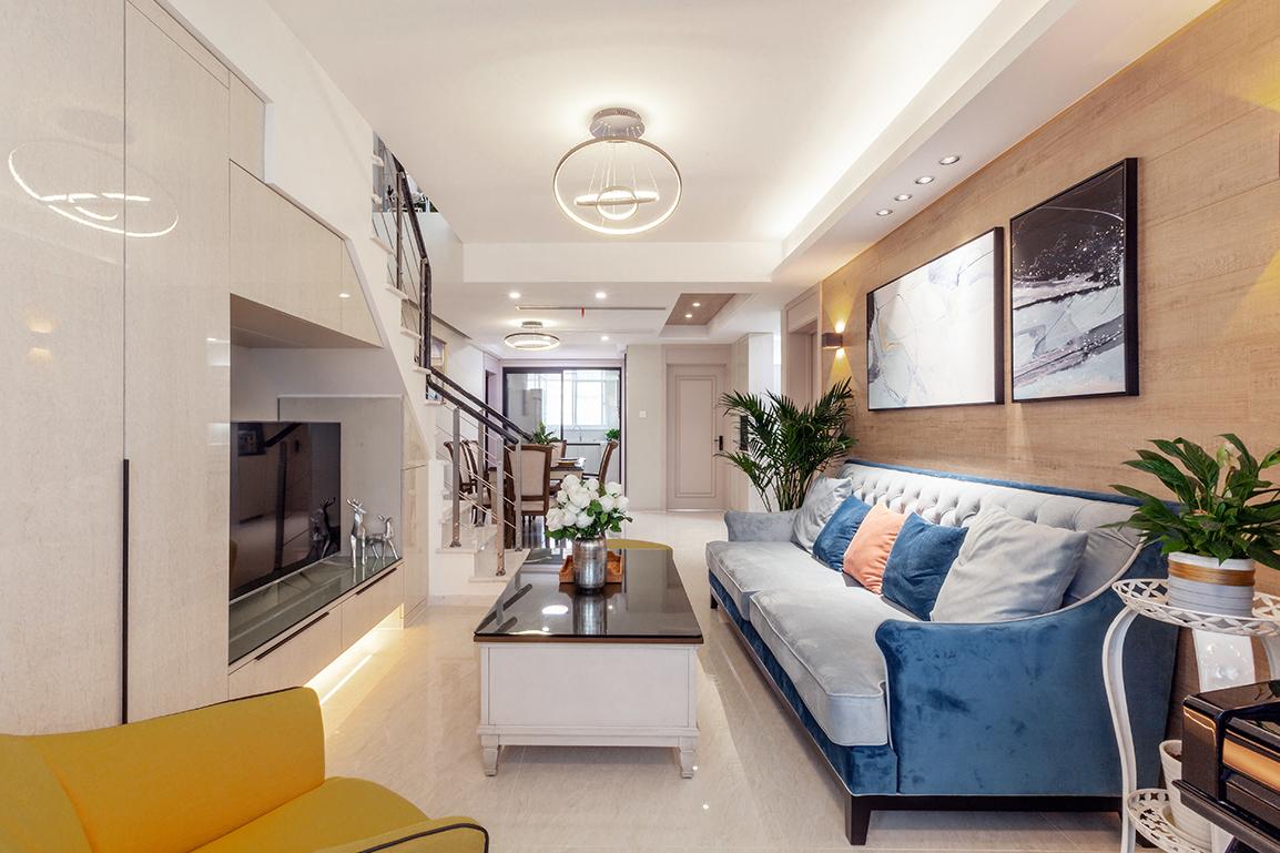 现代简约  瑞景新居   三室两厅  120平米