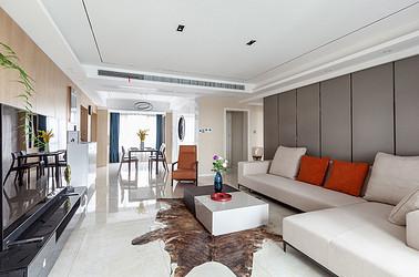现代简约  华强城   三室两厅  160平米