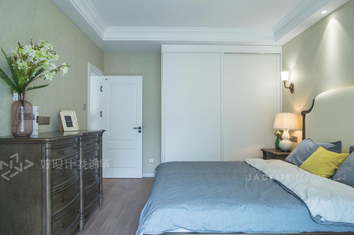美式风格/文华名邸/三室一厅/115平米