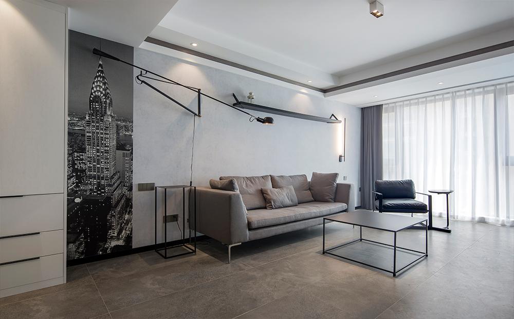 现代简约  景瑞御府   三室两厅  125平米