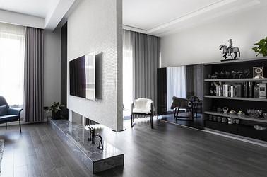 现代简约  如皋水绘曦园   三室两厅  390平米