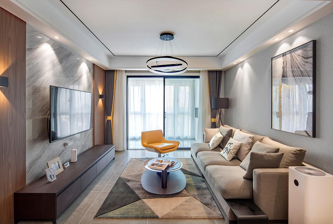现代简约  景瑞御府   三室两厅  150平米