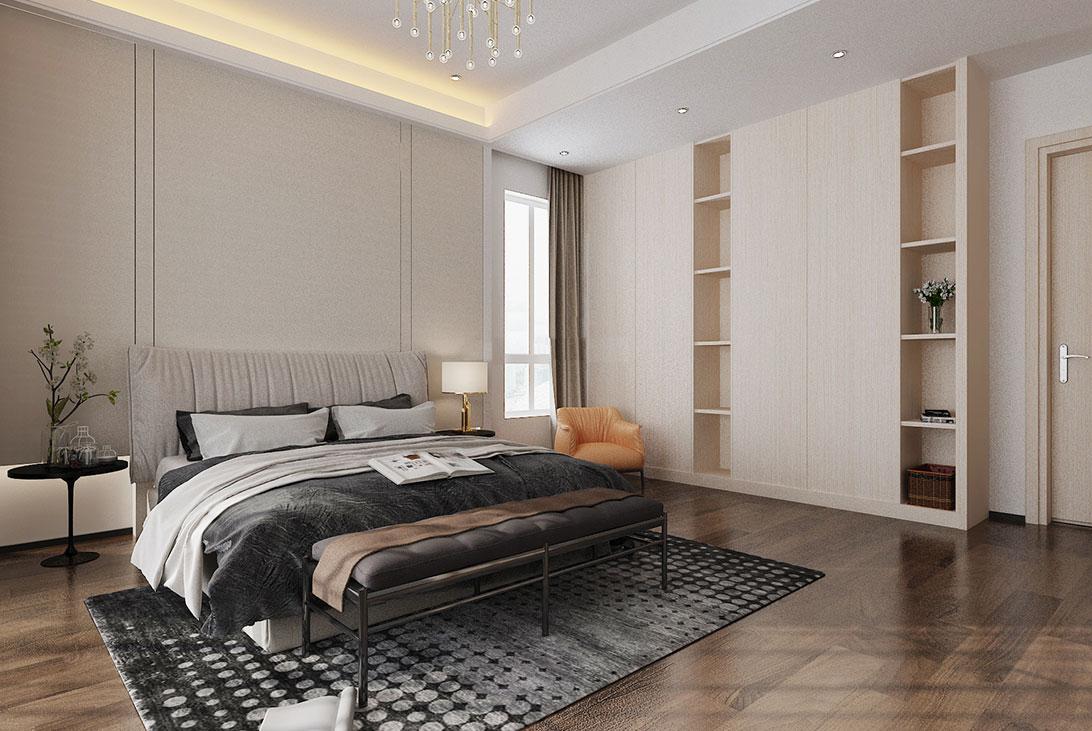 自建别墅—850平—现代简约风格作品