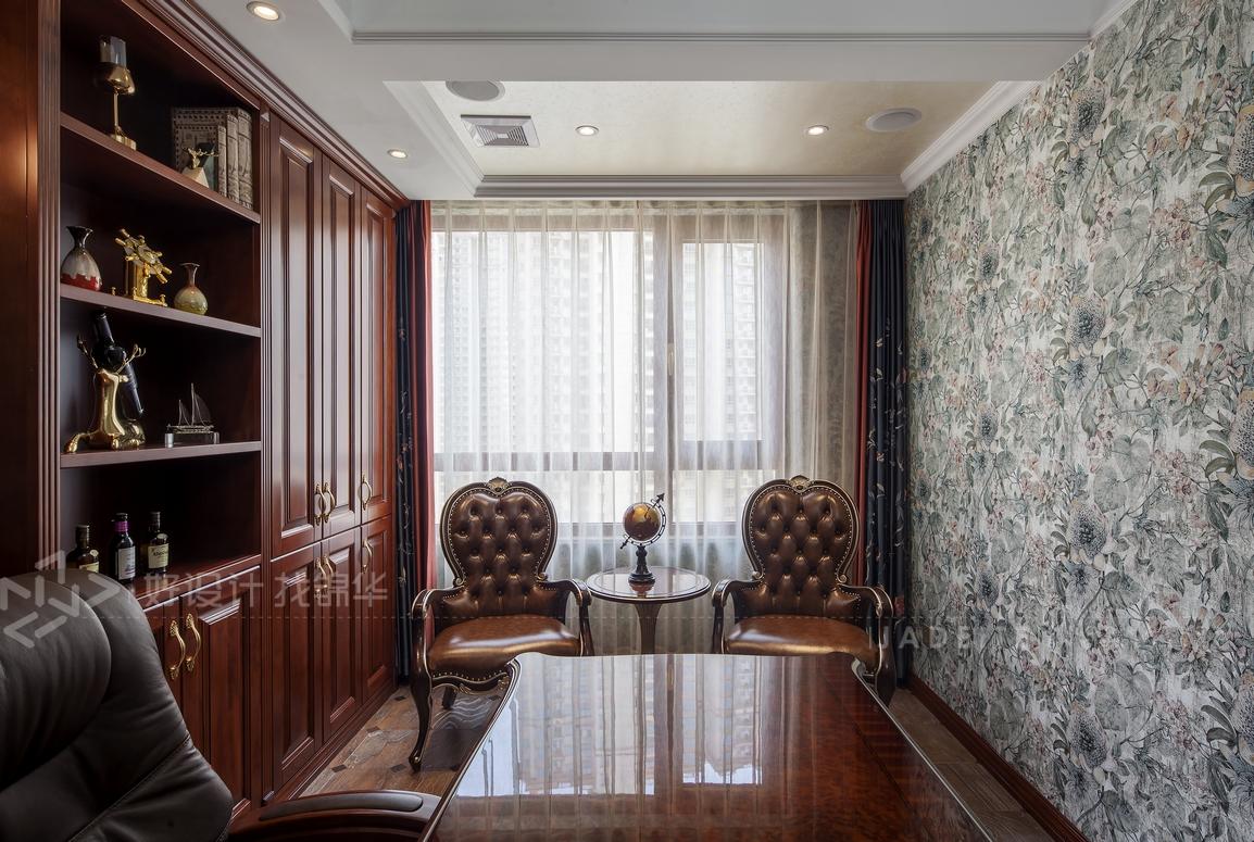 美式田园  中南世纪花城  两室两厅  160平米