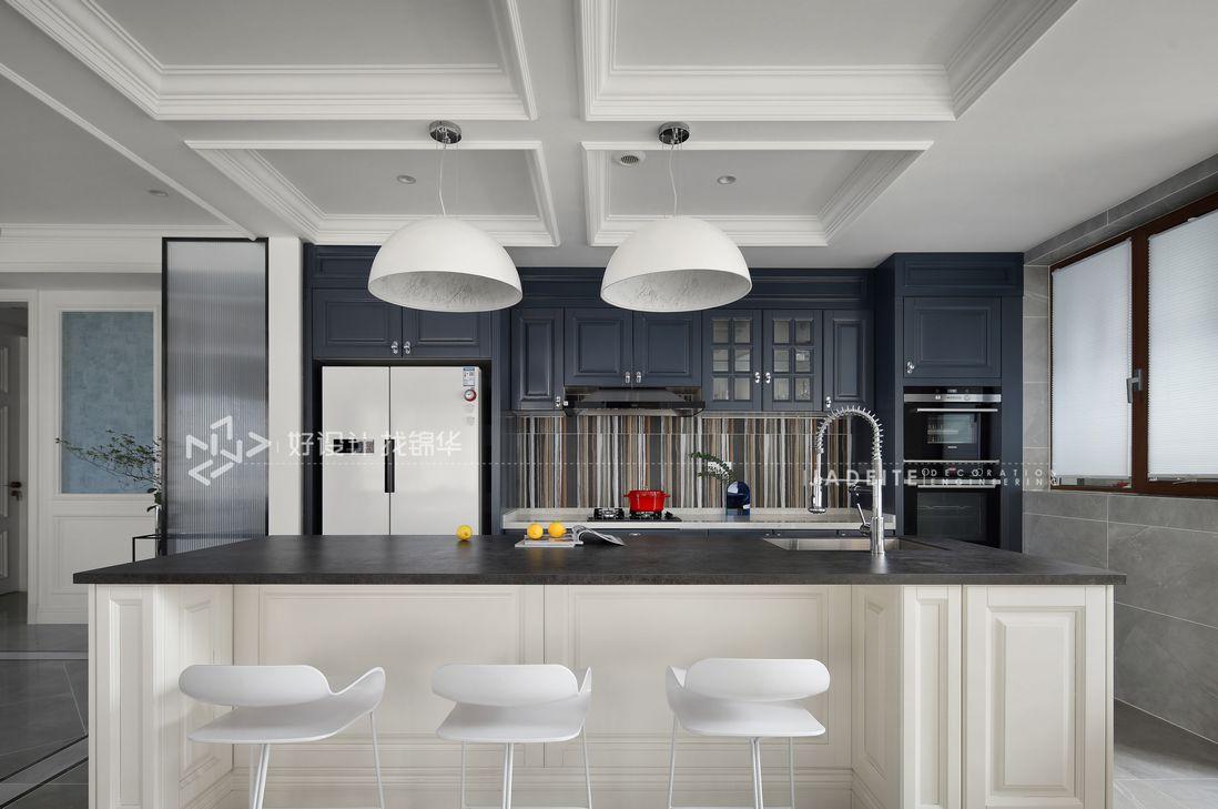 南通装修装潢公司/法式装修风格/餐厅设计效果图