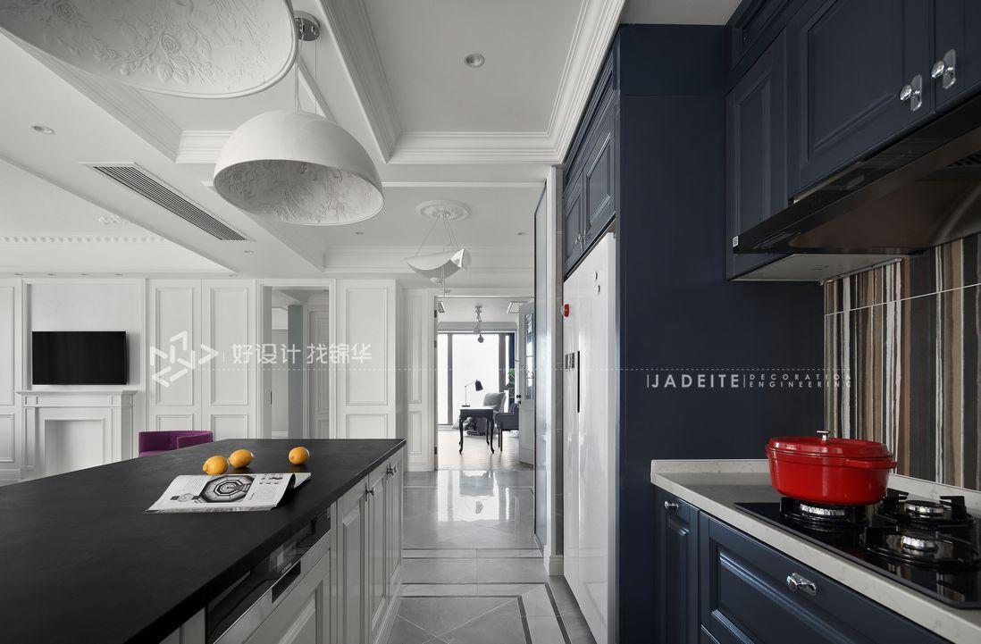 南通装修装潢公司/法式装修风格/厨房设计效