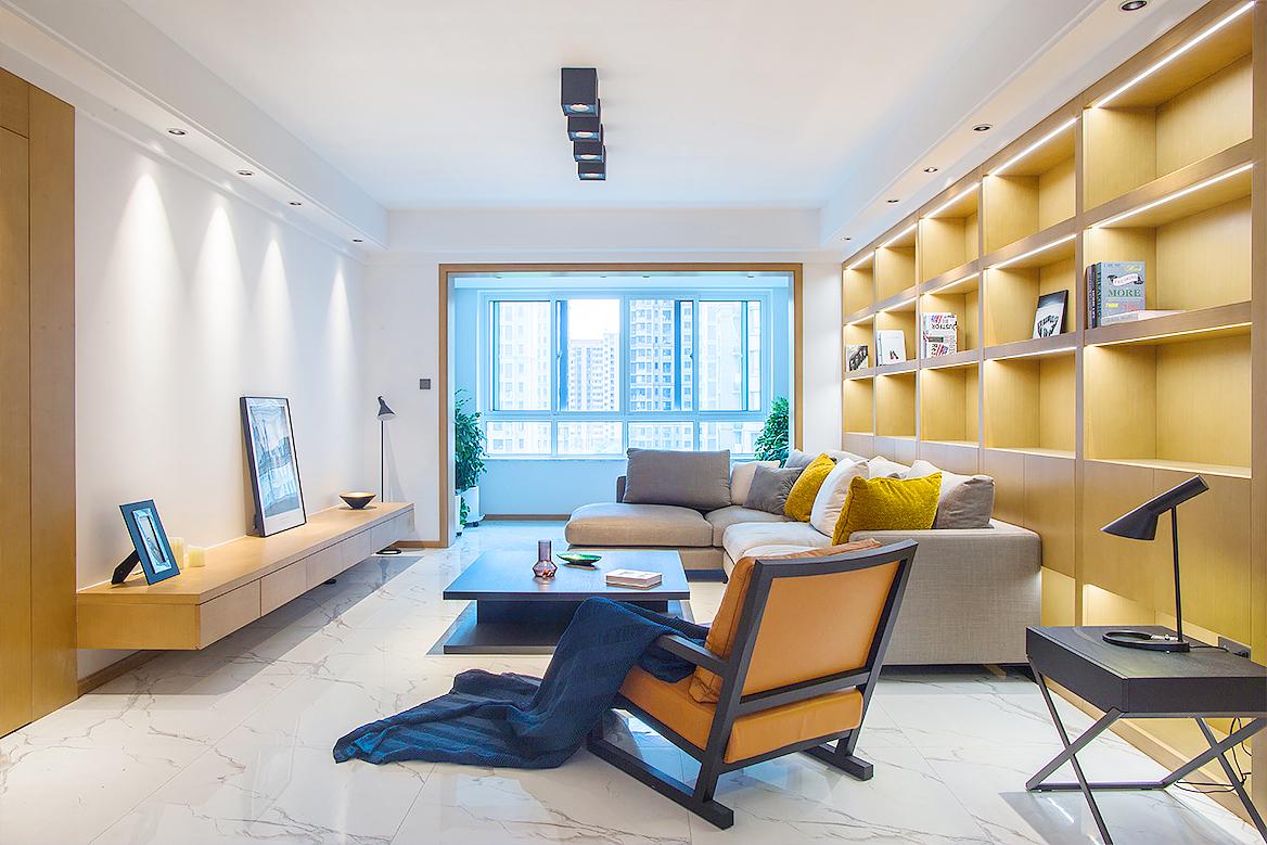现代简约  吴中豪景华庭   四室两厅  175平米