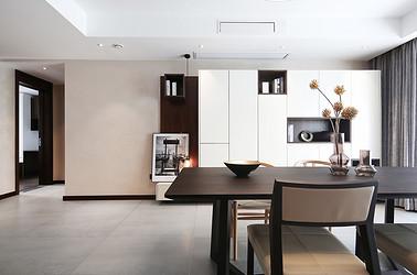 现代简约  丁香花园  三室两厅  140平米