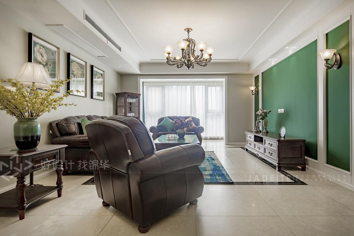 美式风格/华强城/四室两厅/170平米