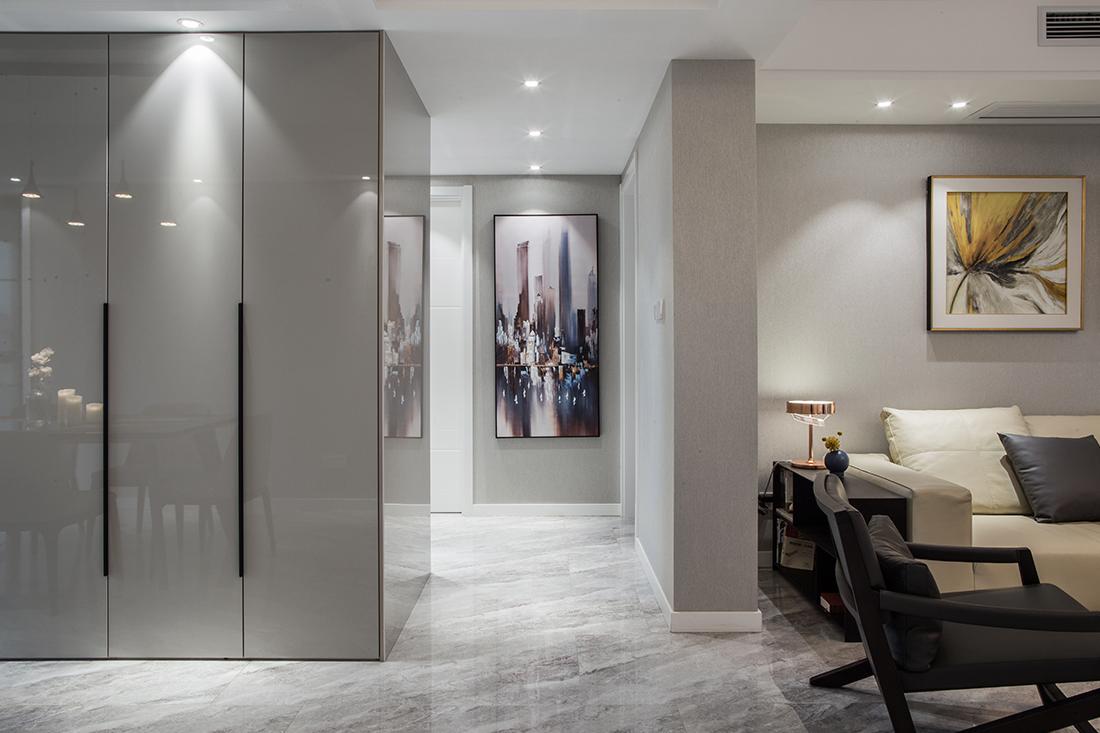 现代简约  万濠世家   三室两厅  140平米