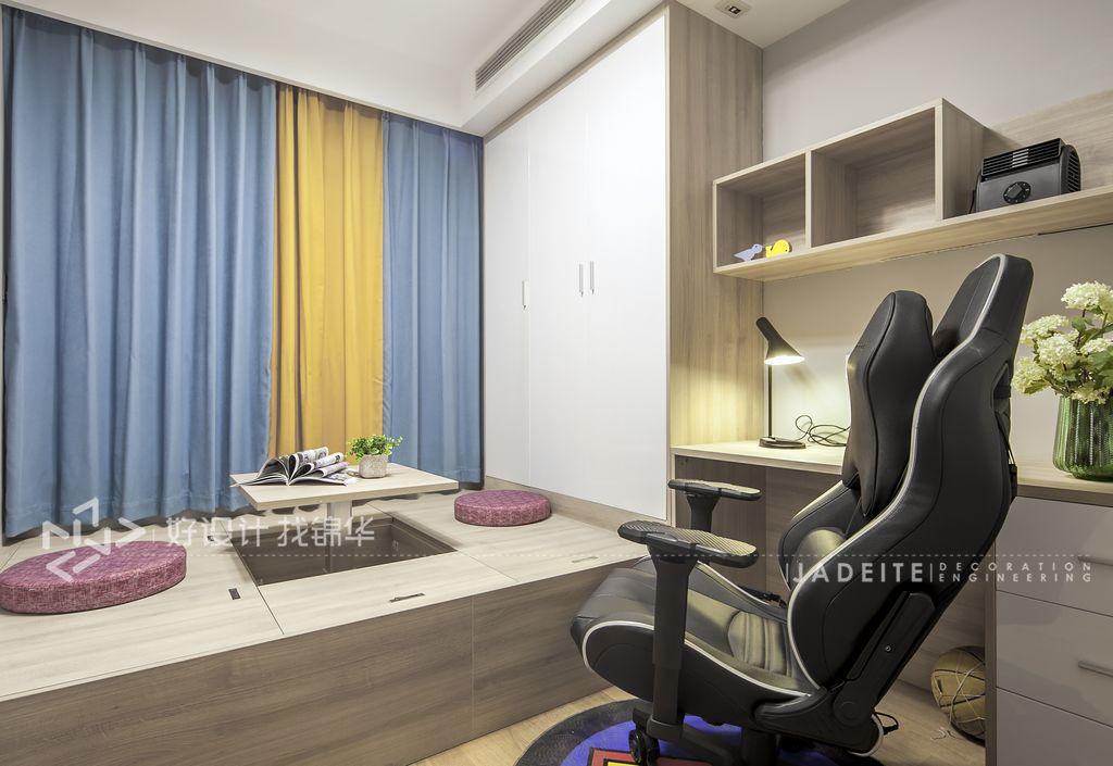 三室两厅装修/美式装修风格/次卧设计