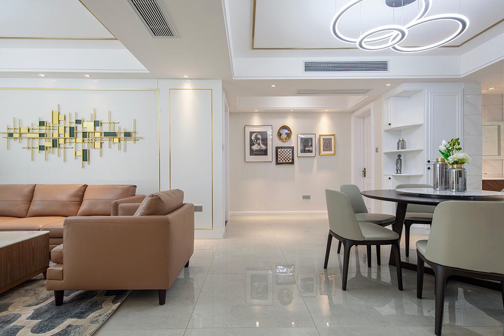 现代简约  新城新苑  两室两厅  126平米