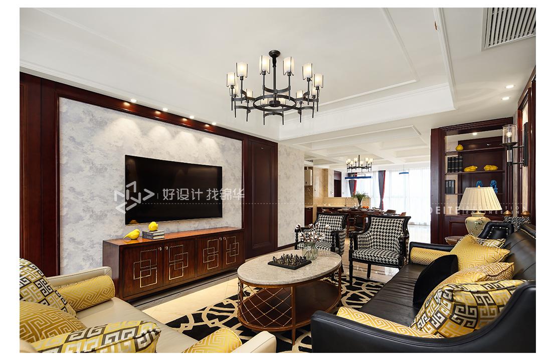 美式田园  海安书香园  两室两厅  143平米
