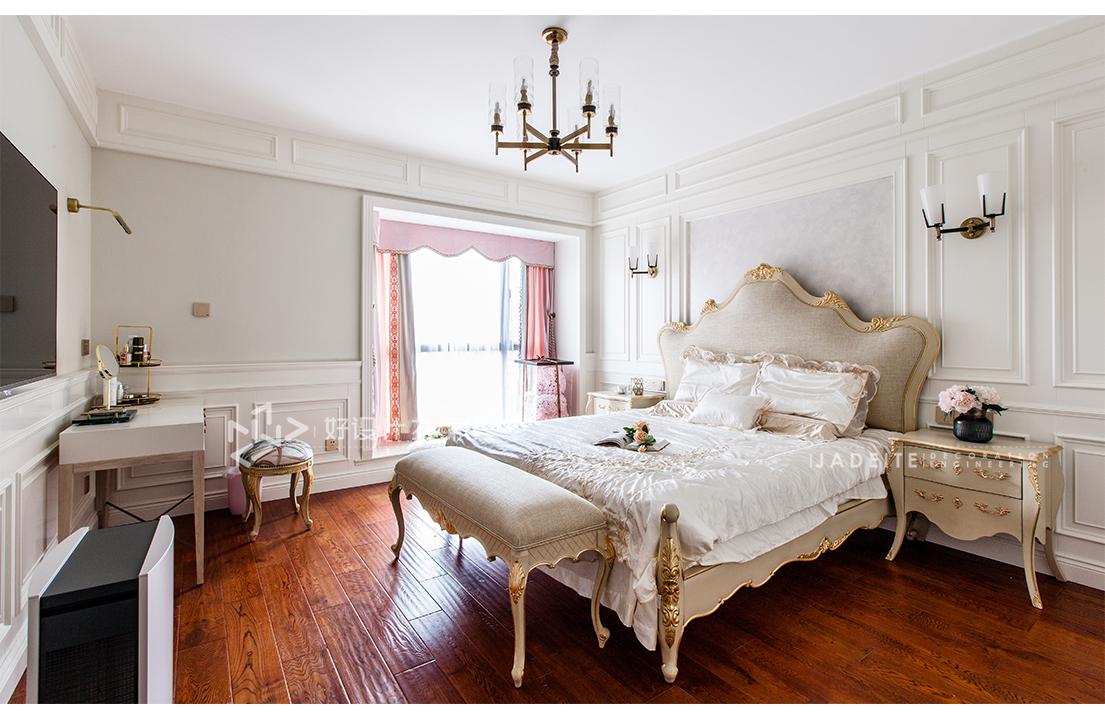美式田园  如皋御龙湾  三室两厅  200平米