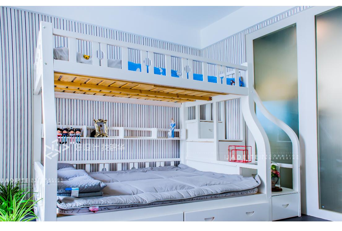 现代简约 中南七星花园 两室一厅 100平米