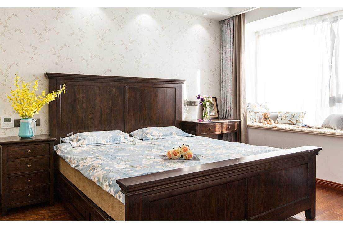 美式田园  南山湖一号  两室一厅  99平米