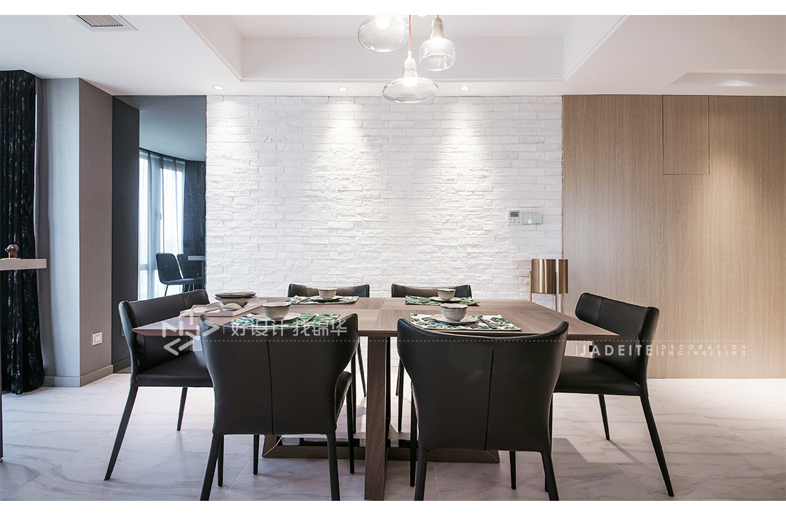 现代简约 绿城玉兰公寓 跃式 160平米