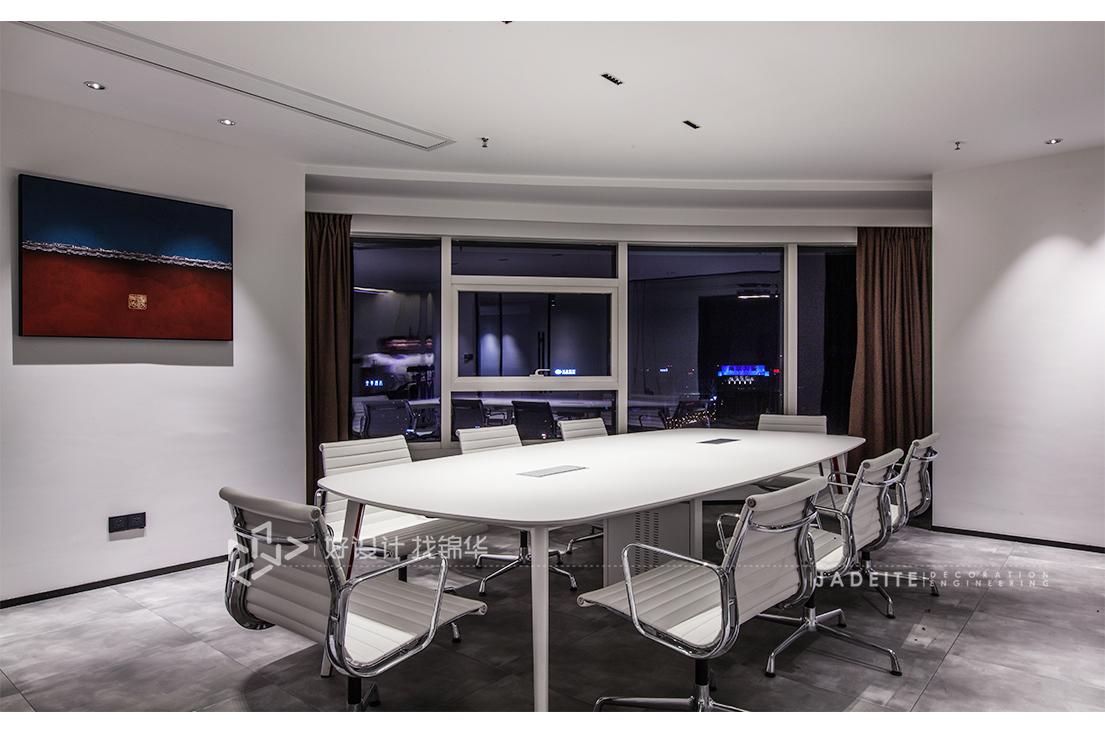 现代简约 中南SOHO办公 大户型 280平米